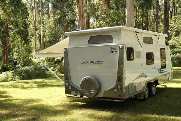 Jayco Journey 17 featured